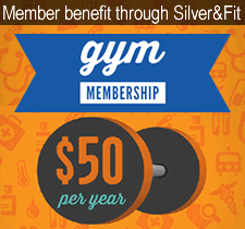$50 gym memberships with Silver and Fit